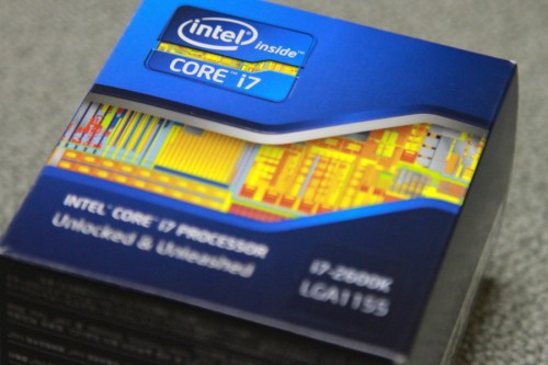 Core i7 2600kから